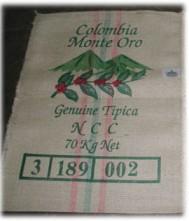 コロンビア モンテ オロ