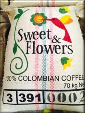 コロンビア《Sweet & Flowers》