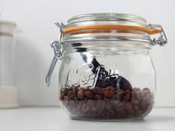コーヒー保存容器(キャニスター)